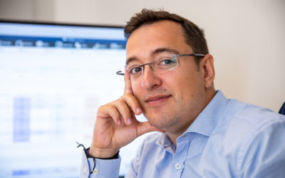 10 years of fintech in Switzerland | Interview of Pierre-Alexandre Rousselot, CEO of KeeSystem for Sphere