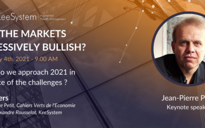 "Webinar ""Are the markets excessively bullish?"""