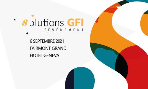 KeeSystem présent aux journées Solutions GFI 2021 à Genève et à Zurich