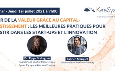 Créer de la valeur grâce au capital-investissement : les meilleures pratiques pour investir dans les start ups et l'innovation